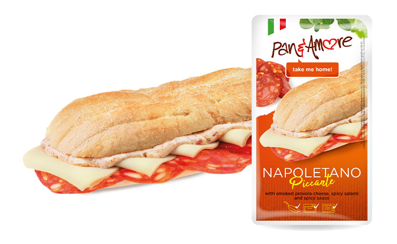 take me home napoletano